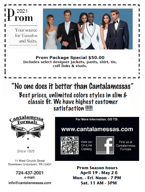 Prom Special at Cantalamessa's